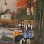 Heimatabend 1983 im Papst-Johannes-Haus in Mering