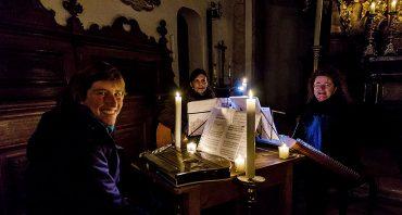 Adventliche Frühmesse in St. Michael Mering